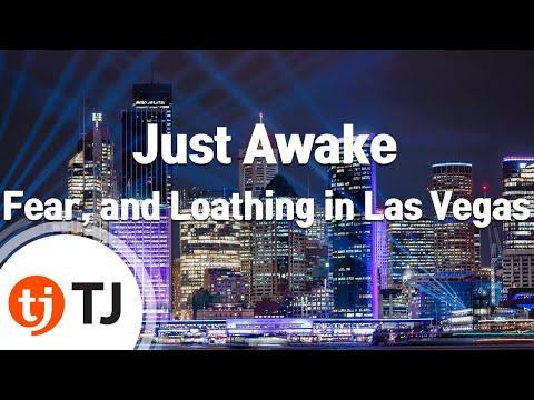 [TJ노래방] Just Awake(HUNTER×HUNTER ED) - Fear, and Loathing in Las Vegas  / TJ Karaoke
