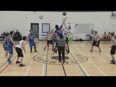 VSS Senior Boys Basketball - Valemount vs Ft St James