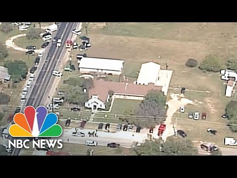Special Report: Texas Church Shooting Leaves Multiple Dead | NBC News