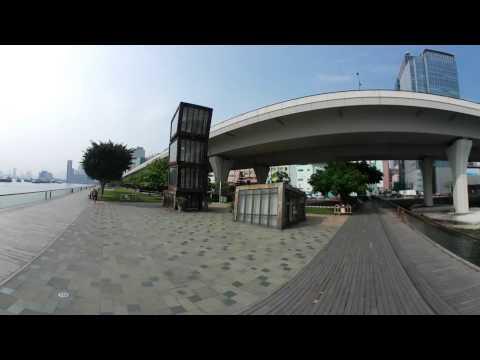 Samsung Gear 360 二代4K 360 影片測試