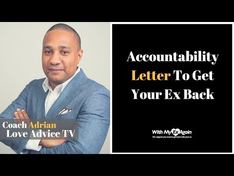 Letter To An Ex | An Accountability Letter To Give You A Clean Slate