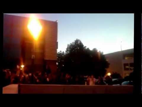 Santa Monica College (SMC) Police pepper-spryed dozen of students