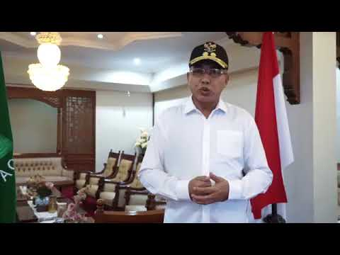Deputy Governor of Aceh Province Invite All Parties to Reduce Disaster Risks