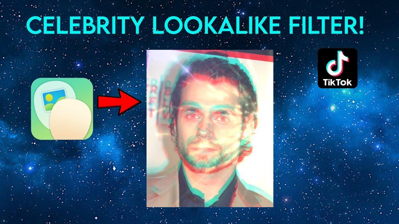 Celebrity Look alike on TikTok