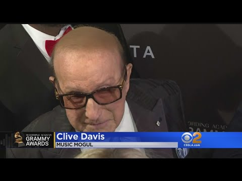 Clive Davis' Pre-Grammys Party Remains Hottest Ticket In Music