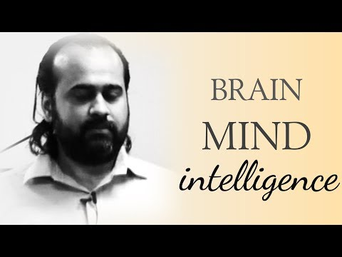 Acharya Prashant: Brain, Mind, Intelligence