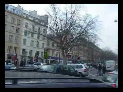 LE QUARTIER DE BELLEVILLE PARIS