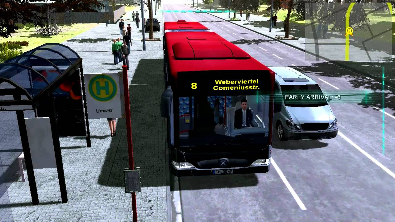 bus simulator play now