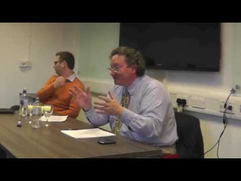 Professor Nicholas Rengger on Realism Tamed or Liberalism Be