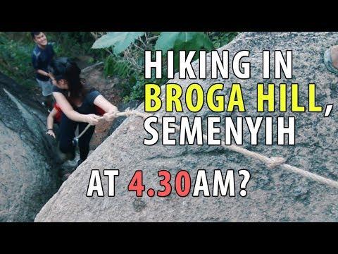 How Tough Is Hiking In Broga Hill, Malaysia?