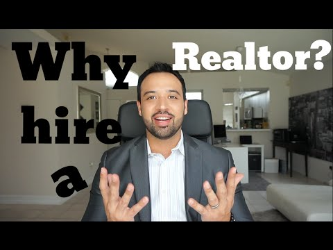 Why Hire a Realtor ?