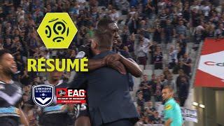 Girondins de Bordeaux - EA Guingamp (3-1)  - Résumé - (GdB - EAG) / 2017-18