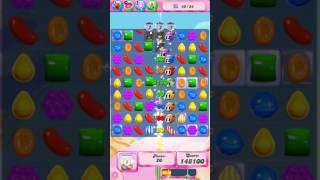 Candy Crush Saga Level 429 (3 Star, No Boosters)