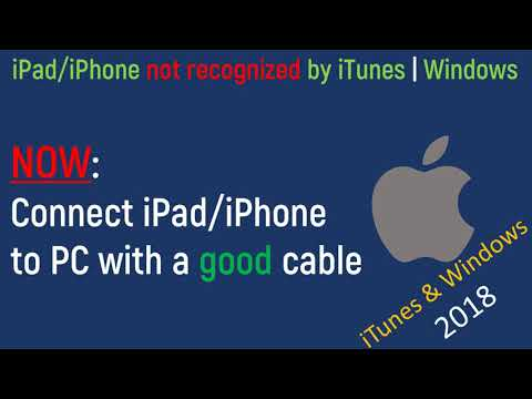 Solved Iphone Ipad Cannot Be Used Because The Required Software Is Not Installed Youtube