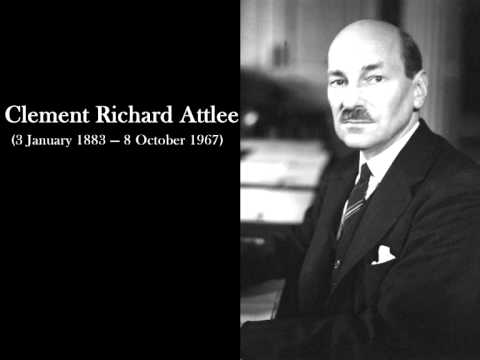 PM Clement Attlee -  New Social Services and the Citizen (The beginning of NHS) - 4 July 1948