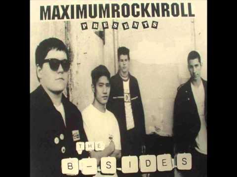 MAXIMUMROCKNROLL presents: The B-Sides