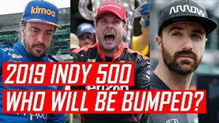 Indy 500 Starting Grid -- PREDICTION -- Who's getting BUMPED?