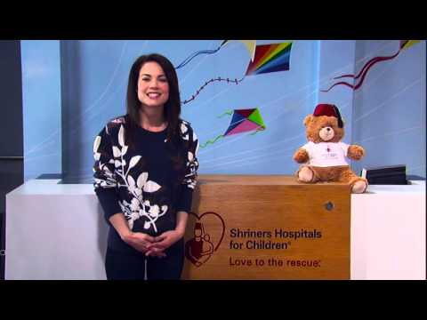 GH's Rebecca Herbst: Shriners Hospitals  Love to the Rescue