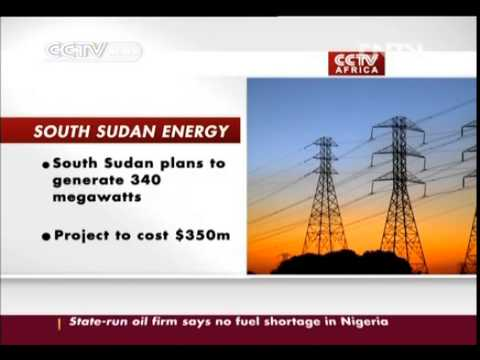 Republic of South Sudan Electricity need is 340 Megawatts