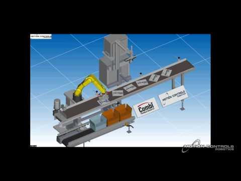 Robotic Simulations - Motion Controls Robotics