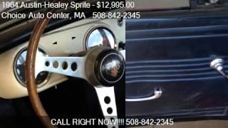 1964 Austin-Healey Sprite  - for sale in Shrewsbury, MA 0154
