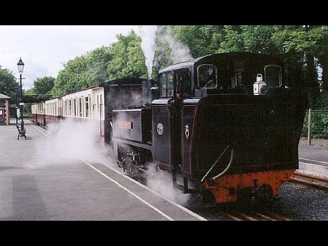 Mountaineer ALCO built 1916 in action 1998 & 2000