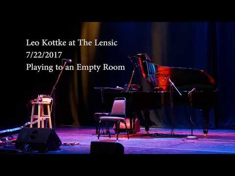 Leo Kottke  Playing to an Empty Room