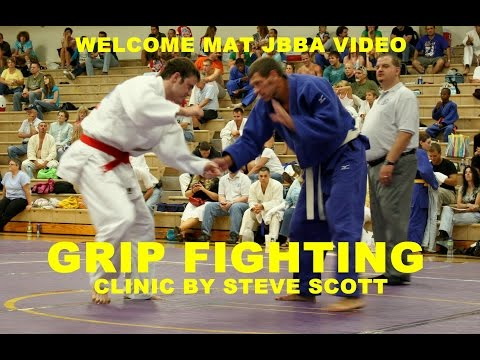 GRIP FIGHTING CLINIC BY STEVE SCOTT
