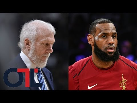 What's going on with the Spurs and the Cavaliers? | Outside The Lines | ESPN