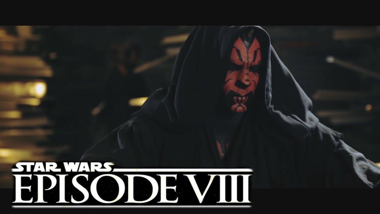 Star Wars: Episode VIII The Last Jedi Trailer (2017) (Fan ...