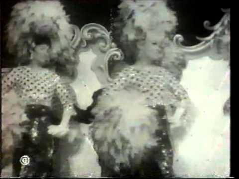 Mistinguett last footage 1956 with Jean Sablon.