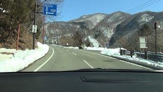 【HD】 群馬 四万温泉ドライブ part.2 「Gunma Shima Onsen drive」