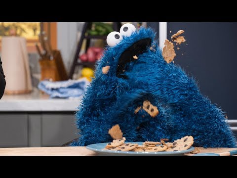 Cookie Monster's Every Monster Cookie | Rachael Ray Show