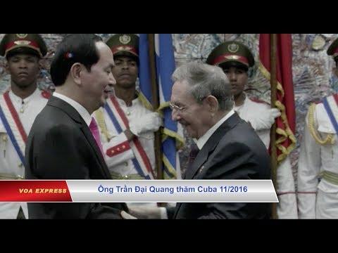 Việt Nam không phản ứng về chính sách Cuba mới của Trump