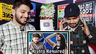 I AM LOOKING FOR A GIRL | Ducky Bhai | Reaction