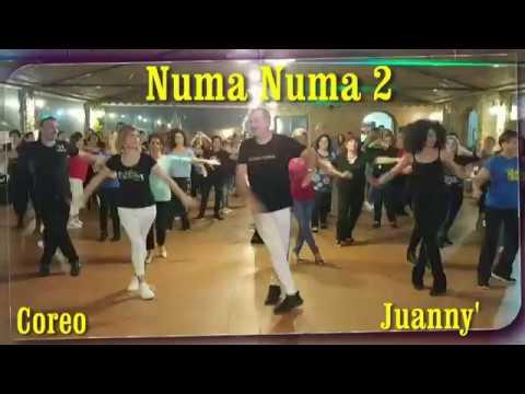 Numa Numa 2 Coreo Juanny' RBL SEGUE VIDEO DI SPALLE