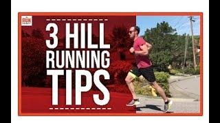 3 Hill Running Tips for Stronger Running