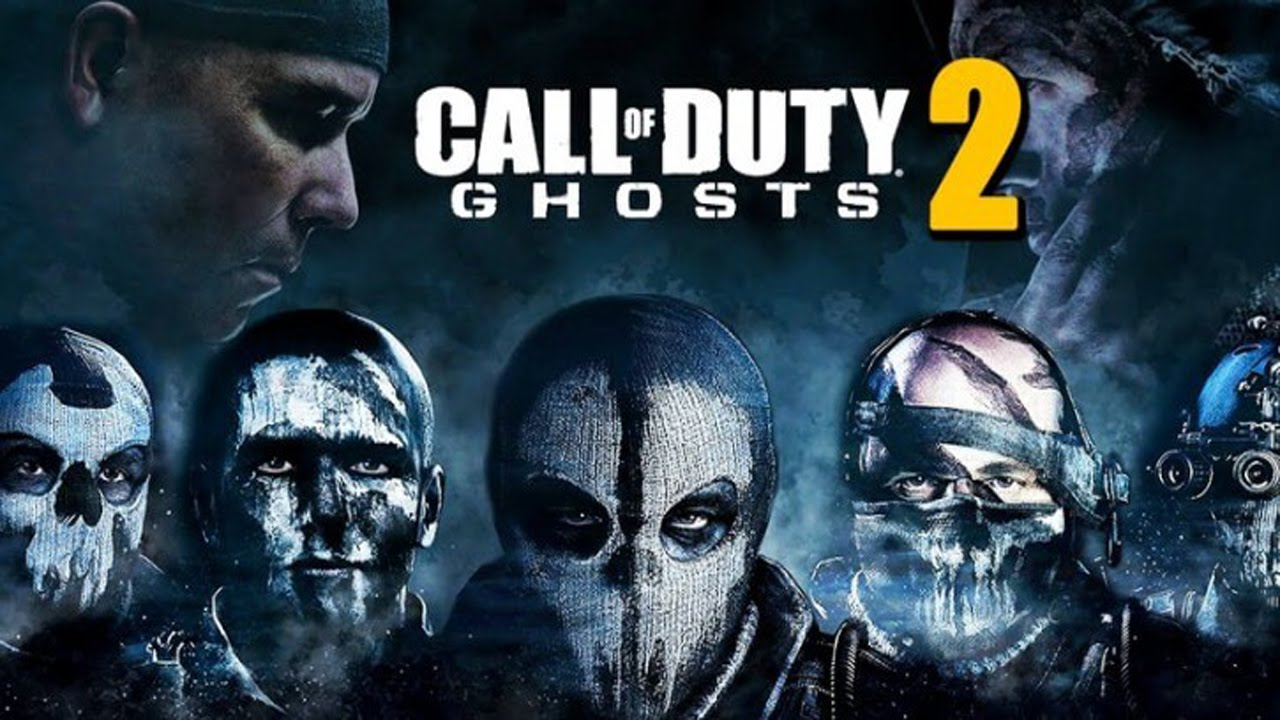 Call Of Duty Ghosts 2 Appears In A Magazine Cod