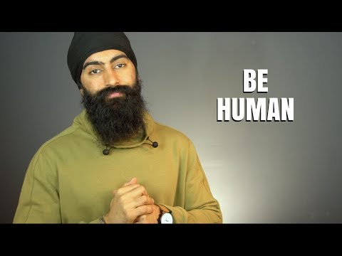 Be Human - Do Great & Make Change