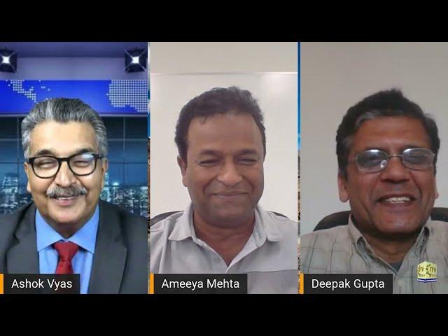 Deepak Gupta & Ameeya Mehta | A discussion on Performing Arts