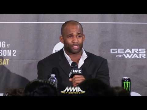 UFC 204 Post-Fight Press Conference: Jimi Manuwa