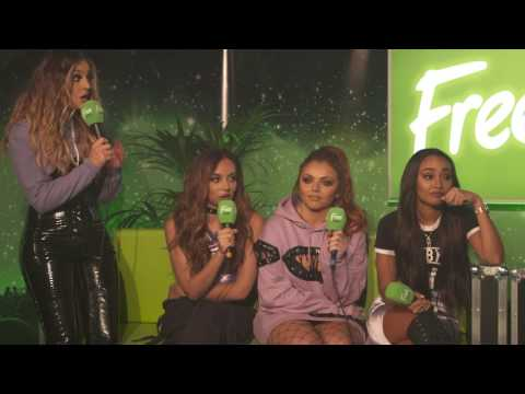 Little Mix Free Radio Live interview part 2