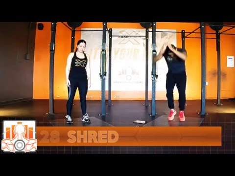 XBAR / 25 - AB & CORE WORKOUT by UNDERGROUND FITNESS