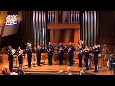 National Anthem - Brass In Blue - Air Force  Band
