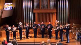 National Anthem Brass In Blue Air Force Band