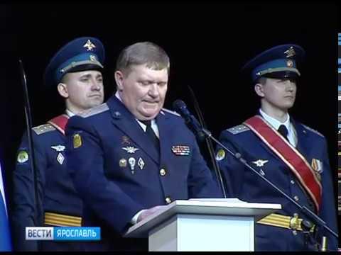 Военный комиссариат отметил 100-летний юбилей