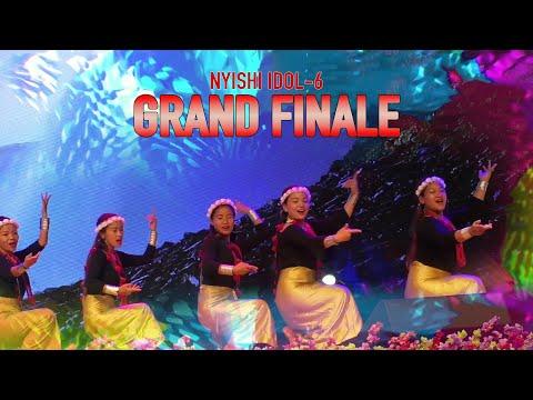 NYISHI DANCE   ARUNACHAL PRADESH   NYISHI IDOL-6   GRAND FINALE