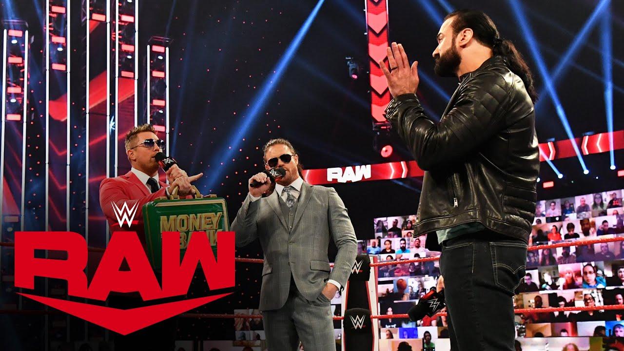 The Miz & John Morrison warn McIntyre and Orton of change: Raw, Nov. 16, 2020