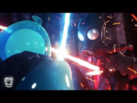 ALTER vs. EGO: BATTLE FOR CHAPTER 2! (A Fortnite Short Film)