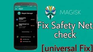 Download lagu [FIX] Magisk SafetyNet check | New universal trick 2020 method